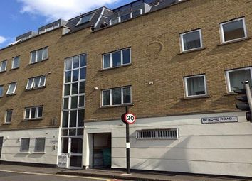 Thumbnail 3 bed flat to rent in Hendre Road, London