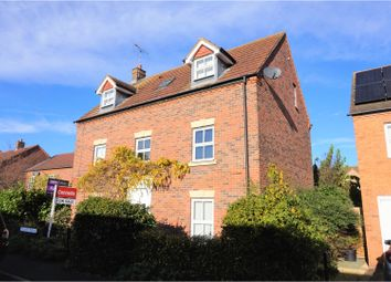 Thumbnail 5 bed link-detached house for sale in Poland Avenue, Stratford-Upon-Avon