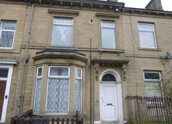 Thumbnail 1 bed flat to rent in Otley Road, Undercliffe, Bradford