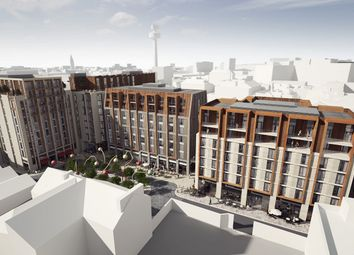 2 bed flat for sale in New Build Liverpool Property, 1 Wolstenholme Square, Liverpool L1