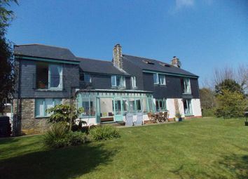 Thumbnail 6 bed detached house for sale in Penhale Grange, St Cleer, Liskeard