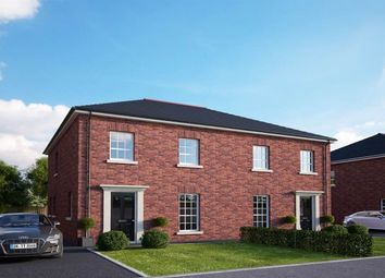 Thumbnail 3 bed semi-detached house for sale in Old Church Heights, Derriaghy Road, Lisburn