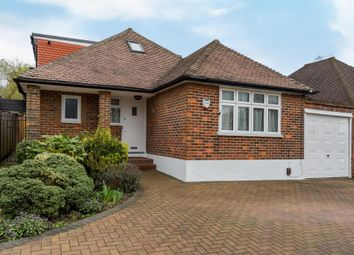 Thumbnail 4 bed detached bungalow for sale in Northwood HA6,