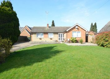 Thumbnail 4 bed bungalow for sale in Finedon Road, Burton Latimer, Kettering