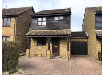 Thumbnail 3 bed link-detached house for sale in Curlew Avenue, Sittingbourne