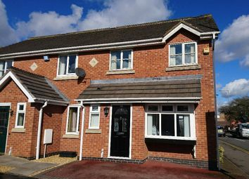Thumbnail 3 bed property to rent in Bloxwich Road North, Willenhall