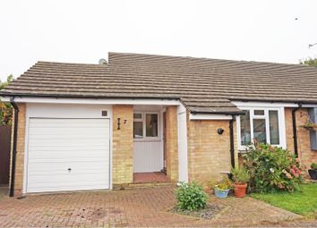 Thumbnail 2 bed semi-detached bungalow for sale in St. Agnes Road, East Grinstead