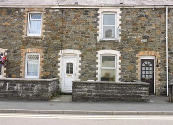 Thumbnail 5 bed terraced house for sale in Glannant Road, Carmarthen