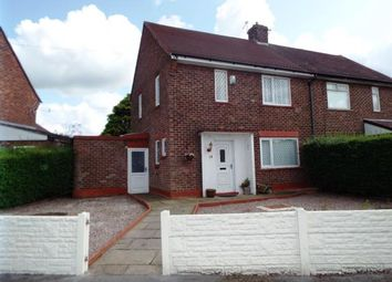 Thumbnail 3 bedroom semi-detached house for sale in Wyresdale Crescent, Ribbleton, Preston, Lancashire