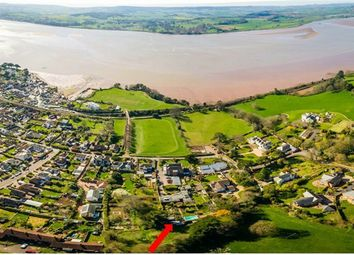 Thumbnail Detached bungalow for sale in Burgmanns Hill, Lympstone, Devon
