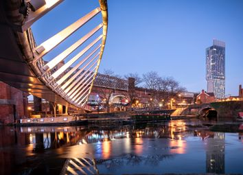 Thumbnail 1 bed flat for sale in Blackfriars Street, Deansgate