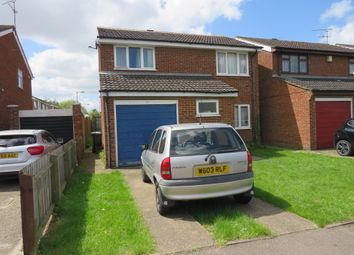 Thumbnail 4 bed detached house for sale in Bembridge Gardens, Luton