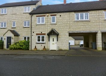 Thumbnail 3 bed terraced house to rent in Pine Rise, Witney, Oxfordshire