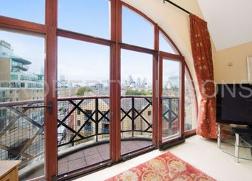Thumbnail 2 bedroom flat to rent in Hermitage Court, Knighten Street, Wapping