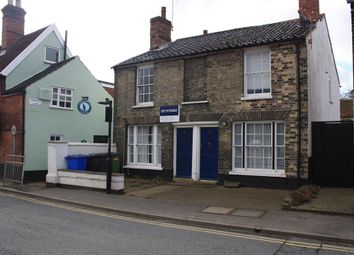 Thumbnail 2 bedroom semi-detached house for sale in Lower Olland Street, Bungay
