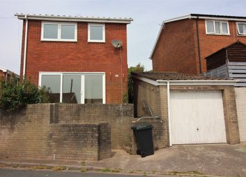 Thumbnail 4 bedroom detached house for sale in Bryn Bevan, Newport