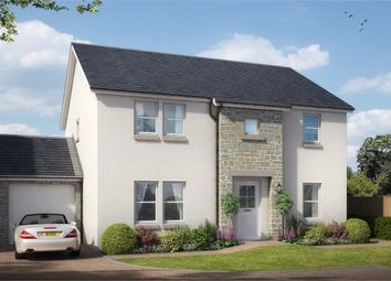 Thumbnail 4 bedroom property for sale in Castlegait Development, Glamis, Angus
