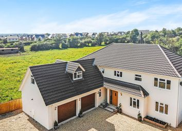 Thumbnail 5 bed detached house for sale in Abberd Lane, Abberd, Calne