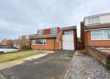Thumbnail 4 bed detached house to rent in Belvoir Drive, Loughborough