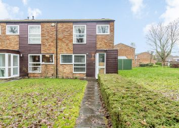 Thumbnail 3 bed end terrace house for sale in Coltstead, New Ash Green, Longfield