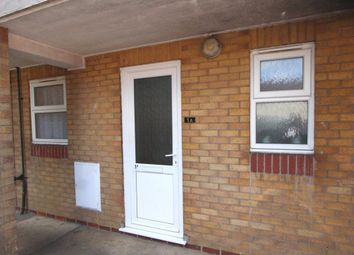 Thumbnail 1 bed flat to rent in Whitsed Street, Peterborough