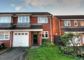 Thumbnail 3 bed semi-detached house for sale in Ottershaw, Dumpling Hall, Newcastle Upon Tyne