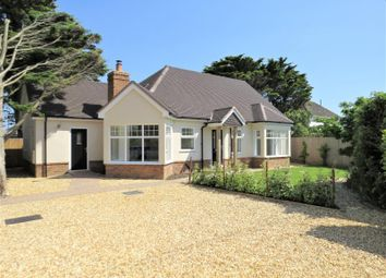 Thumbnail 3 bed detached house for sale in Becton Lane, Barton On Sea, New Milton