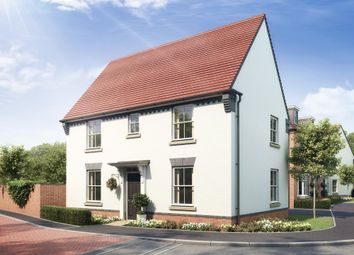 """Thumbnail 3 bed detached house for sale in """"Hadley"""" at Braishfield Road, Braishfield, Romsey"""