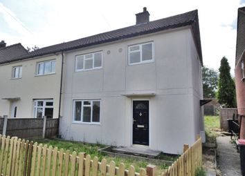 Thumbnail 3 bed semi-detached house to rent in Elm Grove, Hurley, Atherstone