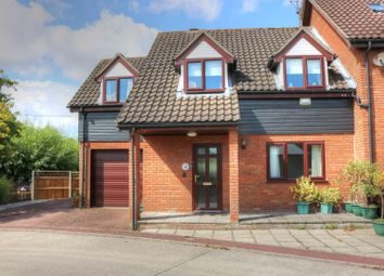Thumbnail 3 bed end terrace house for sale in Bure Close, Wroxham