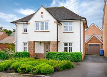 Thumbnail 4 bed detached house for sale in Goldcrest Road, Jennett's Park, Bracknell, Berkshire
