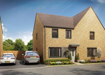 "Thumbnail 3 bedroom semi-detached house for sale in ""Maidstone"" at East Walk, Yate, Bristol"