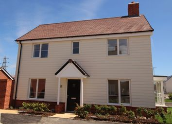 Thumbnail 3 bed detached house to rent in Allmand Drive, Folkestone