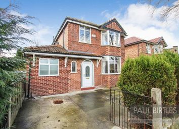 Thumbnail 4 bed detached house to rent in Rothiemay Road, Flixton, Urmston, Manchester