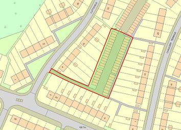 Thumbnail Land for sale in Garages At, Cuttsfield Terrace, Hemel Hempstead, Hertfordshire