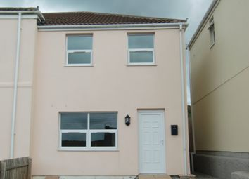 Thumbnail 3 bed terraced house to rent in Primitive Hill, Tuckingmill, Cornwall