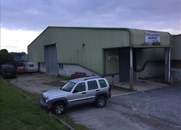 Thumbnail Light industrial for sale in Unit 30 Parkengue, Kernick Industrial Estate, Penryn