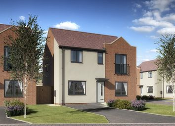 "Thumbnail 4 bed detached house for sale in ""The Chedworth"" at St. Catherine Road, Basingstoke"