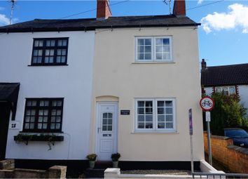Thumbnail 1 bed semi-detached house for sale in Main Street, Huncote