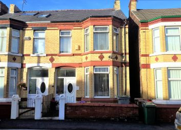 Thumbnail 3 bed town house for sale in Empress Road, Wallasey, Merseyside