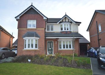 Thumbnail 4 bedroom detached house for sale in The Laurels, Weeton, Preston