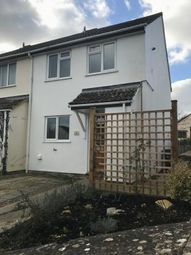 Thumbnail 3 bed semi-detached house to rent in Danes Lea, Wedmore, Somerset