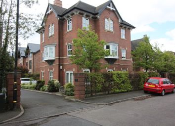 Thumbnail 2 bed flat to rent in Lynton Grove, Timperley