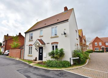 Thumbnail 3 bed end terrace house for sale in Roman Fields, Chilton, Didcot