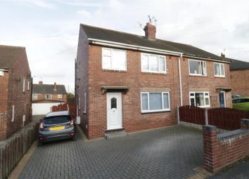 3 bed semi-detached house for sale in Ruskin Close, Wath-Upon-Dearne, Rotherham S63