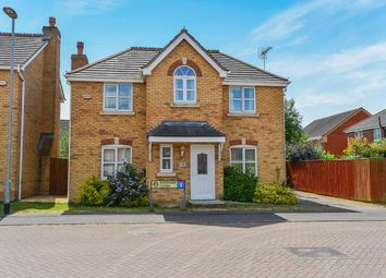 Thumbnail 4 bedroom detached house for sale in Riveraine Close, Sutton-In-Ashfield