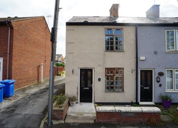 Thumbnail 1 bed cottage for sale in Victoria Street West, Chesterfield, Derbyshire