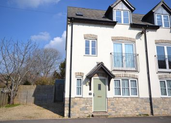 Thumbnail 3 bed town house for sale in South Mill Lane, Bridport