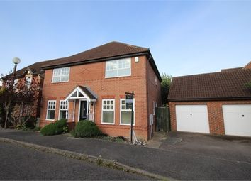 Thumbnail 5 bedroom detached house to rent in Long Ayres, Caldecotte, Milton Keynes