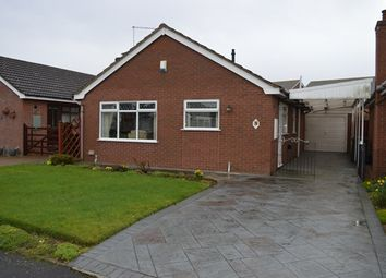 Thumbnail 3 bedroom detached bungalow for sale in Forest Road, Market Drayton